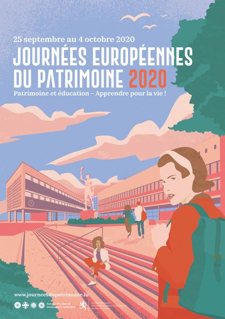 Journée européennes du patrimoine 2020